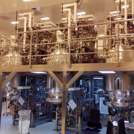 AMOA pour la mise en place d'une nouvelle unité de fermentation